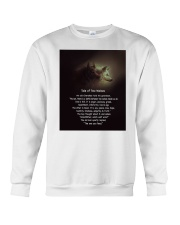 TALE OF TWO WOLVES Crewneck Sweatshirt thumbnail