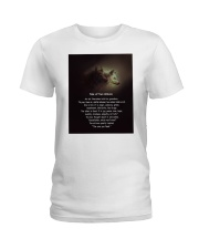 TALE OF TWO WOLVES Ladies T-Shirt thumbnail