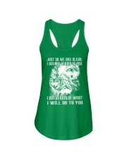 LOVE WOLVES - LIMITED EDITION Ladies Flowy Tank thumbnail