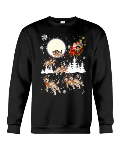 LIMITED EDITION - WOLF CHRISTMAS