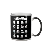 ALL TIME TROOPERS Color Changing Mug thumbnail