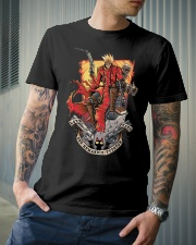 The Humanoid Typhoon - Trigun Classic T-Shirt lifestyle-mens-crewneck-front-6