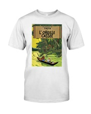 Tintin in Forest Premium Fit Mens Tee thumbnail