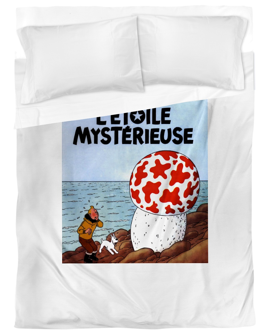 Mysterieuse Masrume Duvet Cover - Twin XL