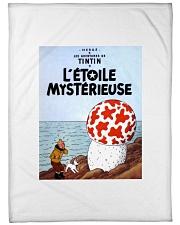 "Mysterieuse Masrume Large Fleece Blanket - 60"" x 80"" thumbnail"