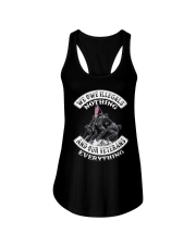 We Owe Illegals Nothing Shirt Ladies Flowy Tank thumbnail