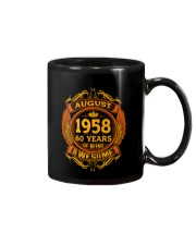August-1958 Mug tile