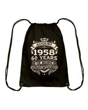 August-1958 Drawstring Bag tile