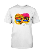 Blessed Mema summer Classic T-Shirt front