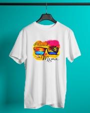 Blessed Mema summer Classic T-Shirt lifestyle-mens-crewneck-front-3
