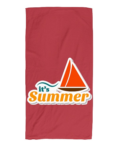 Beach Towel - Its Summer