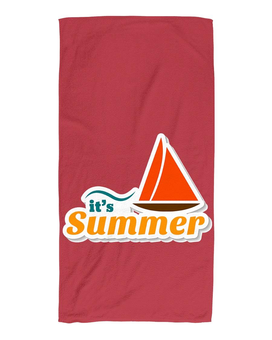 Beach Towel - Its Summer  Beach Towel