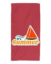 Beach Towel - Its Summer  Beach Towel front