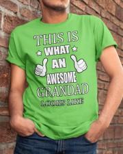 My Awesome Grandad Classic T-Shirt apparel-classic-tshirt-lifestyle-26