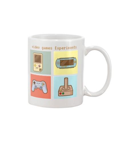 Video game experiences design