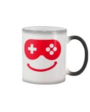 joystick smail Color Changing Mug thumbnail