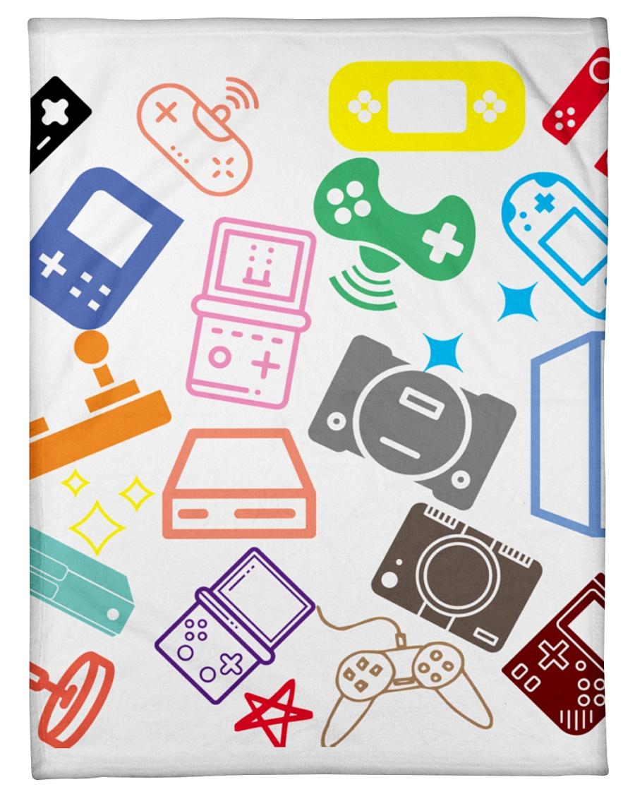 "consoles gaming design Small Fleece Blanket - 30"" x 40"""