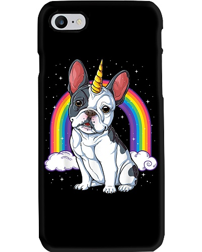 French Bulldog Unicorn Space Galaxy Frenchicorn