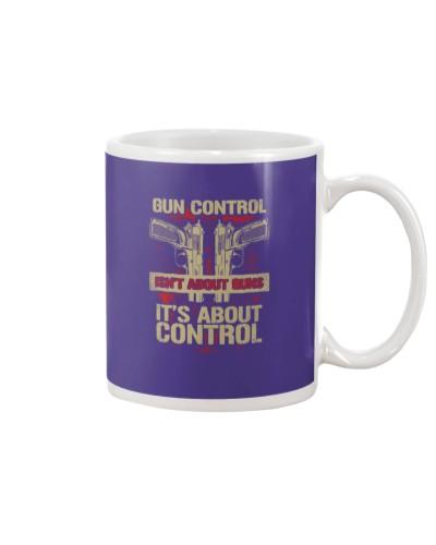 Gun control isn't about guns it's about control