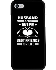HUSBAND and WIFE FOR LIFE Phone Case thumbnail