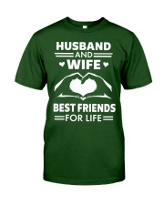 HUSBAND and WIFE FOR LIFE Classic T-Shirt thumbnail