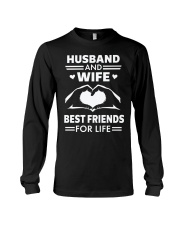 HUSBAND and WIFE FOR LIFE Long Sleeve Tee thumbnail