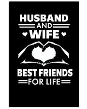 HUSBAND and WIFE FOR LIFE 11x17 Poster thumbnail