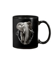 3D Elephants Mug tile