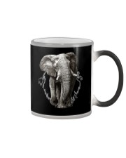 3D Elephants Color Changing Mug thumbnail