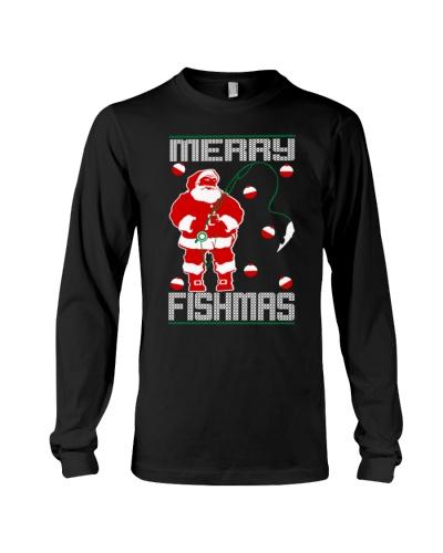 Santa Merry Fishmas