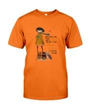 Book Girl Classic T-Shirt tile