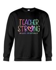 Teacher Strong Crewneck Sweatshirt tile