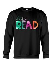 Let's Read Crewneck Sweatshirt tile