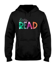 Let's Read Hooded Sweatshirt tile