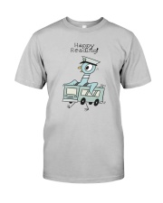 Hapy reading Classic T-Shirt tile