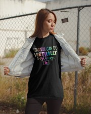Coffee Teach Repeat Classic T-Shirt apparel-classic-tshirt-lifestyle-07
