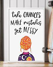 Take chances 11x17 Poster lifestyle-poster-4