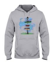 Book lover Hooded Sweatshirt tile