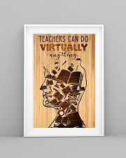 Teachers can do virtually anything 11x17 Poster lifestyle-poster-5