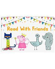 Read with Friends 17x11 Poster front