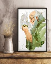 Uncle Iroh 11x17 Poster lifestyle-poster-3