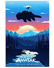 Avatar the Last Airbender 11x17 Poster front