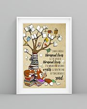 I have lived a thousand lives 11x17 Poster lifestyle-poster-5