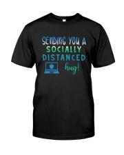 Socially Distanced Classic T-Shirt tile
