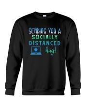 Socially Distanced Crewneck Sweatshirt tile
