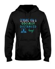 Socially Distanced Hooded Sweatshirt tile
