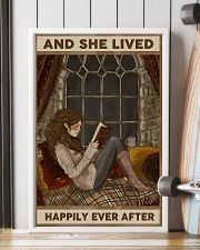 She Lived Happily Ever After 11x17 Poster lifestyle-poster-4