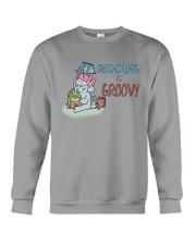 Reading is groovy Crewneck Sweatshirt tile