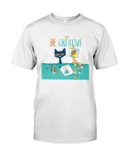 Art Teacher Classic T-Shirt tile