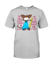 Back to school Classic T-Shirt tile